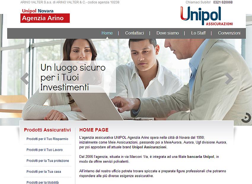 Arino Unipol Novara