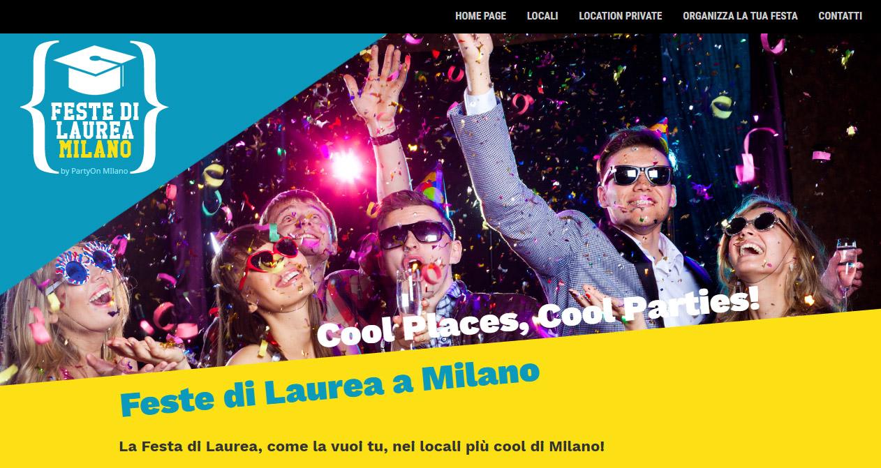 Feste di Laurea Milano