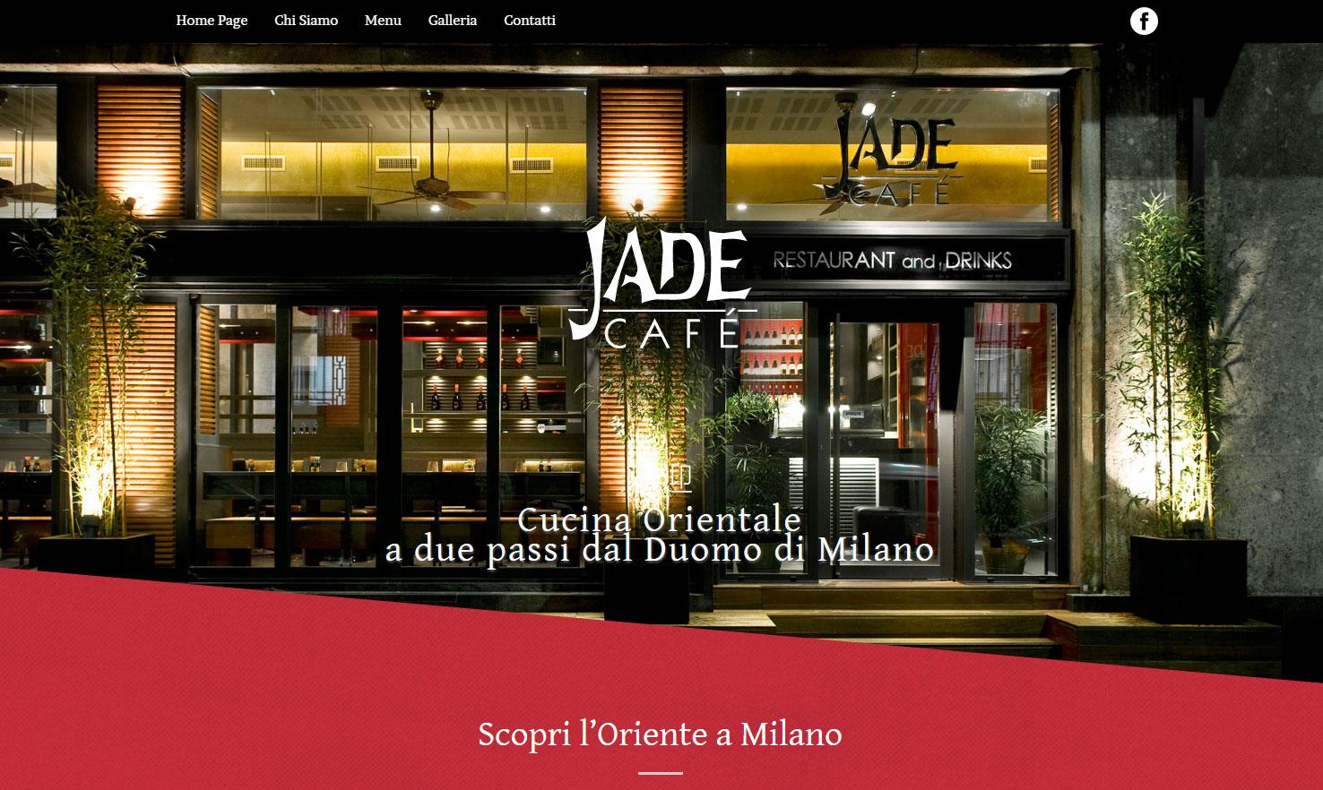 Jade cafe Milano