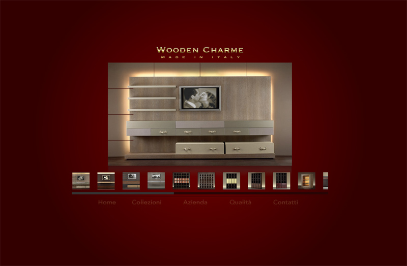 Wooden Charme